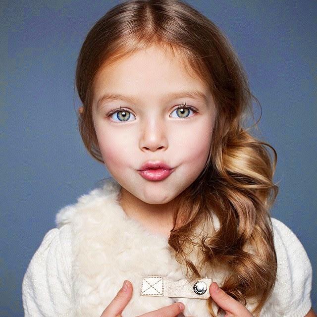 Koleksi gambar kanak kanak tercantik seluruh dunia