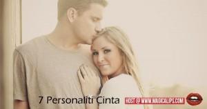 7 Personaliti Gaya Percintaan Pasangan