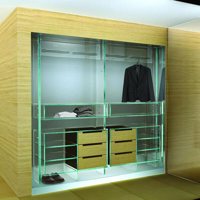 #12 Glass house wardrobe