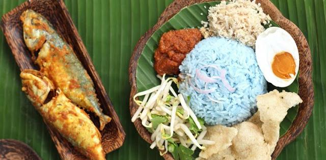 nasi-kerabu