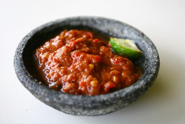 #03 Sambal Penyet Tomato