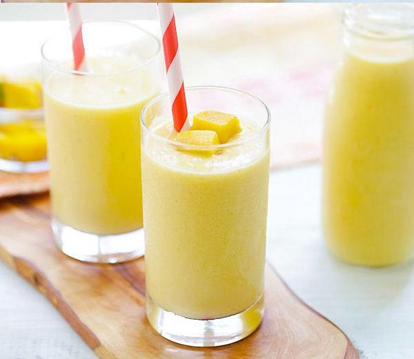 resepi minuman mango lassi