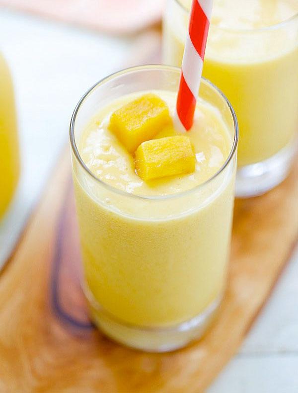 recipe mango lassi