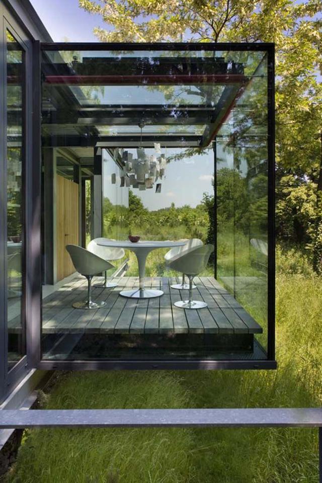 Ruang SOHO rumah kaca
