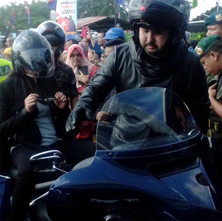 Kembara Mahkota Johor 2015 01