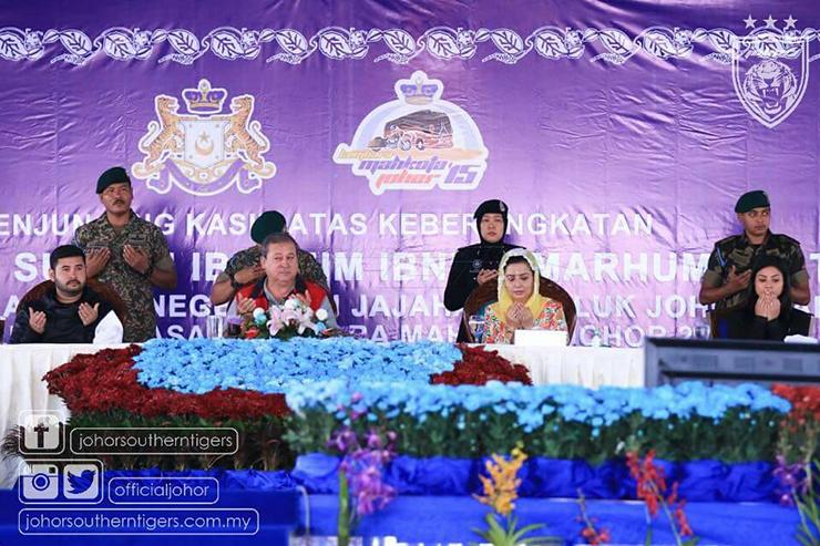 Kembara Mahkota Johor 2015 16