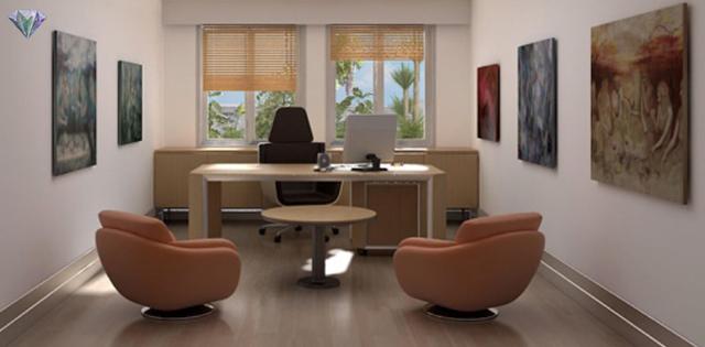 10 Ý tưởng Bùa hộ mệnh Đơn giản để Trang trí Văn phòng Tại nhà