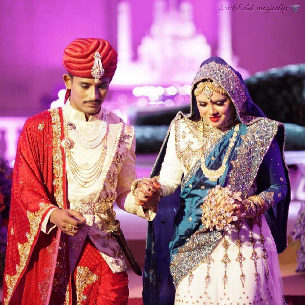 Tarian-Bollywood-Rizman-Meriahkan-Majlis-Resepsi-Ruzaini-1
