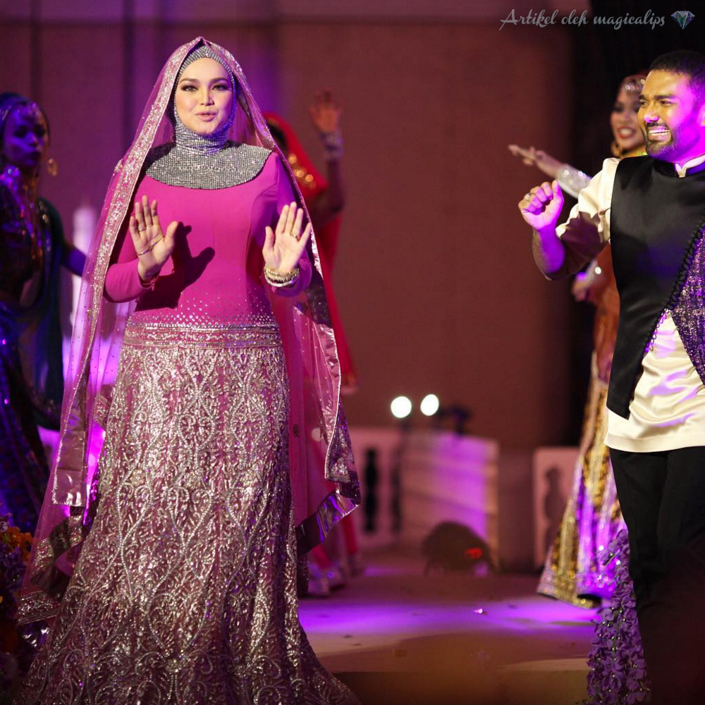 Tarian-Bollywood-Rizman-Meriahkan-Majlis-Resepsi-Ruzaini-4