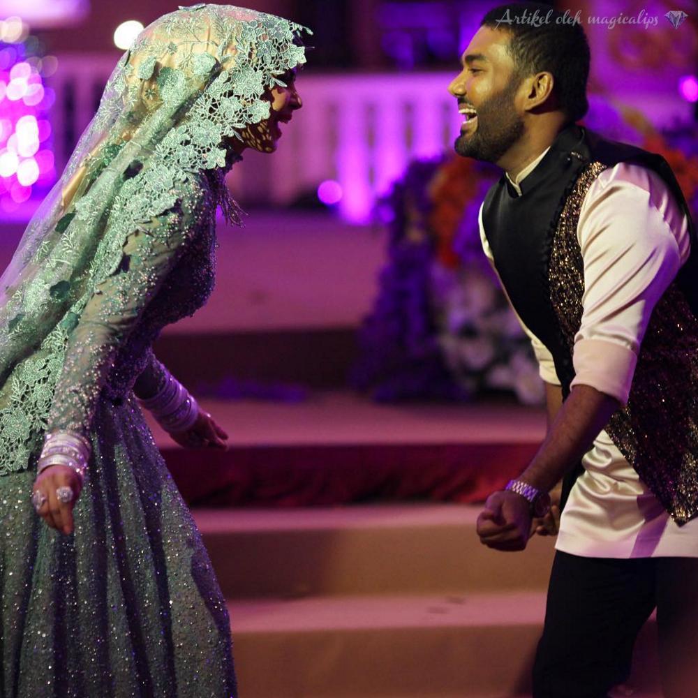 Tarian-Bollywood-Rizman-Meriahkan-Majlis-Resepsi-Ruzaini-5