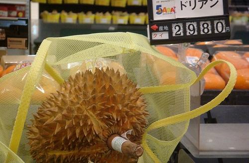durian price japan