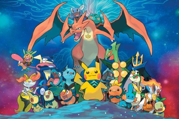 Senarai 721 Mahkluk Pokémon Yang Tak Ramai Tahu