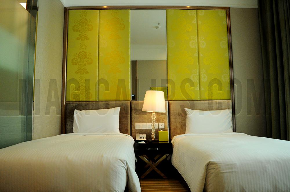 Menginap Di Hotel Dorsett Jika Ke Putrajaya
