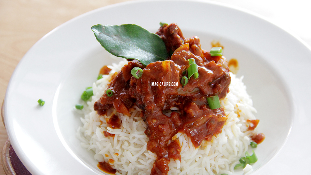 peh sedapnya resepi, cara mudah masak daging salai masak merah, resepi daging salai,Peh Sedapnya Resepi Mudah Daging Salai Masak Merah