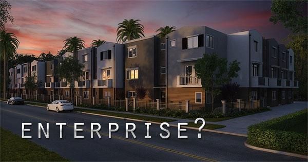 syarikat enterprise beli rumah
