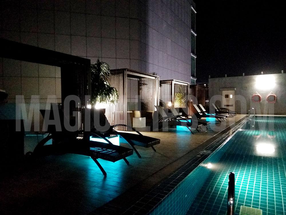 kolam renang putrajaya dorsett hotel