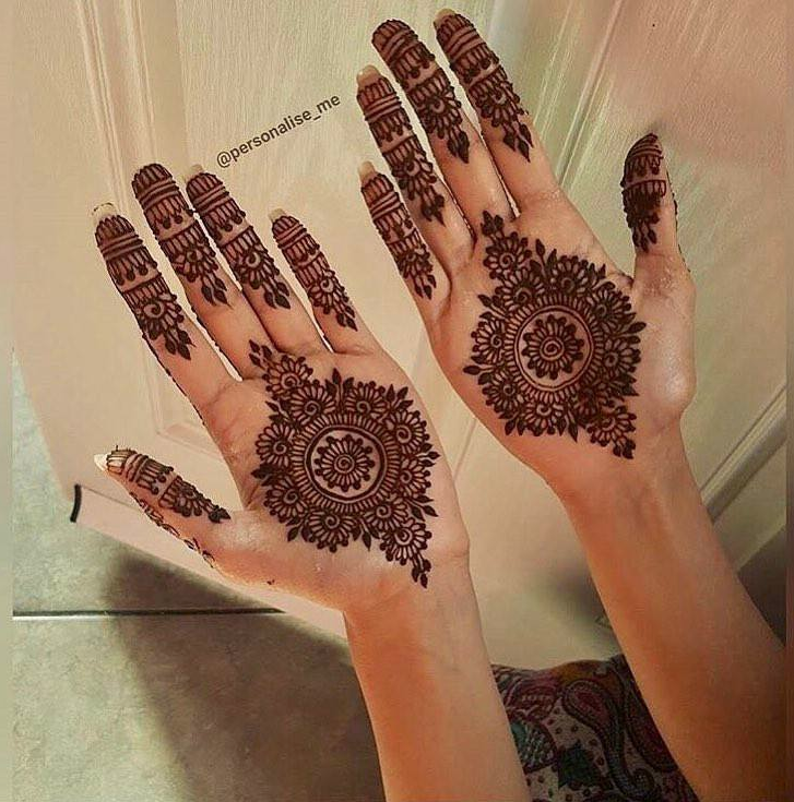 naina henna cantik