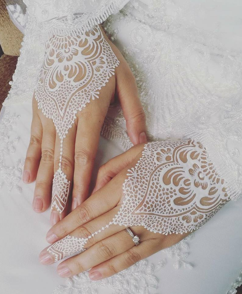 22 Simple Henna Simple Cantik Makedes Com