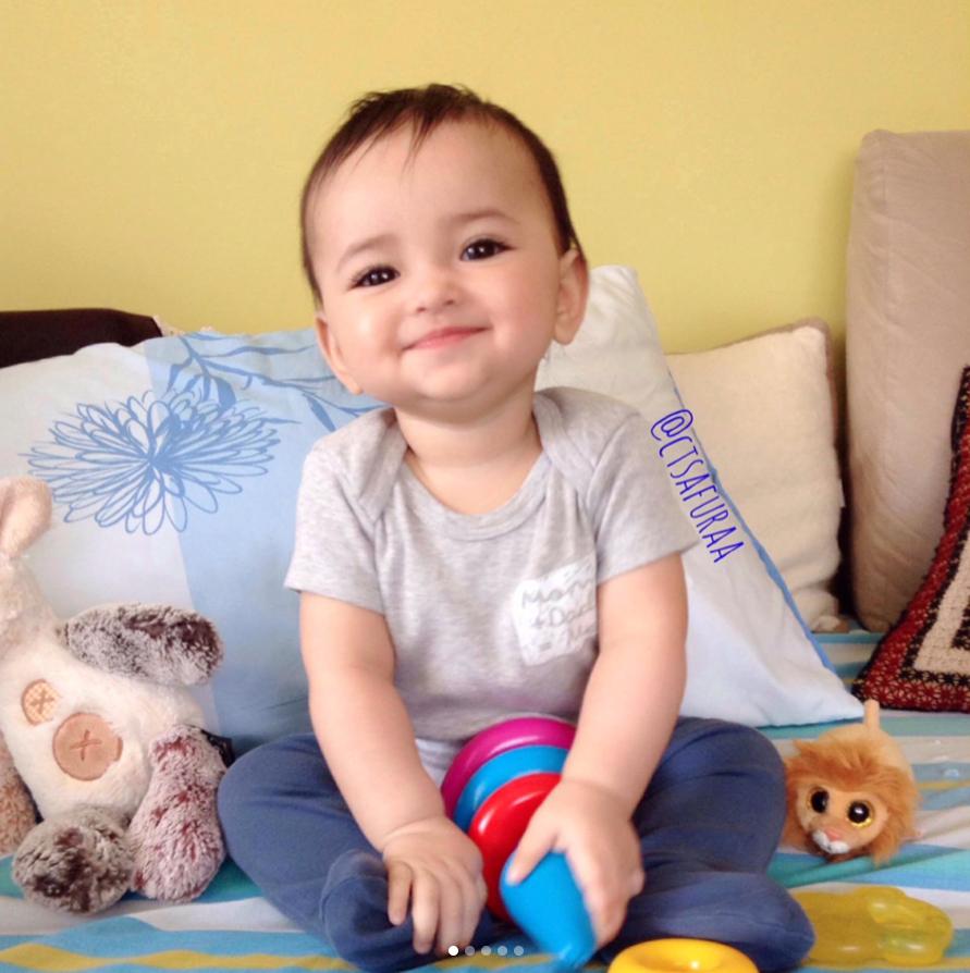 Dhuha Sophea Bayi Paling Cantik Kacukan Melayu Dan Rusia