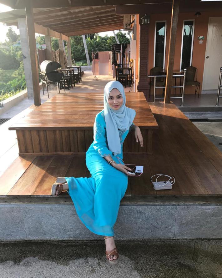 Instagram Hawa Gadis Manis Sebijik Macam Neelofa