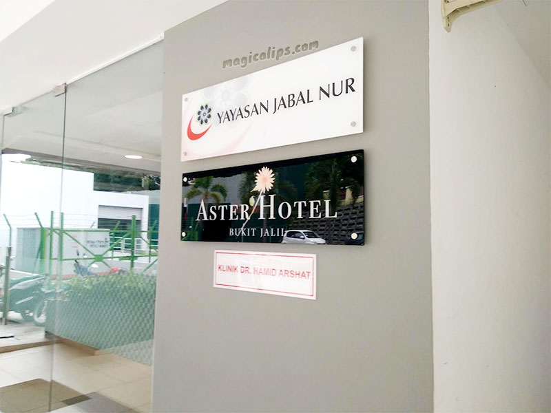 Tips Untuk Buat Temujanji di Klinik Dr Hamid Arshat