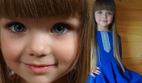 Instagram Budak Perempuan Rusia Mata Patung, Ibu Hamil Kena Tengok Biar Kenan