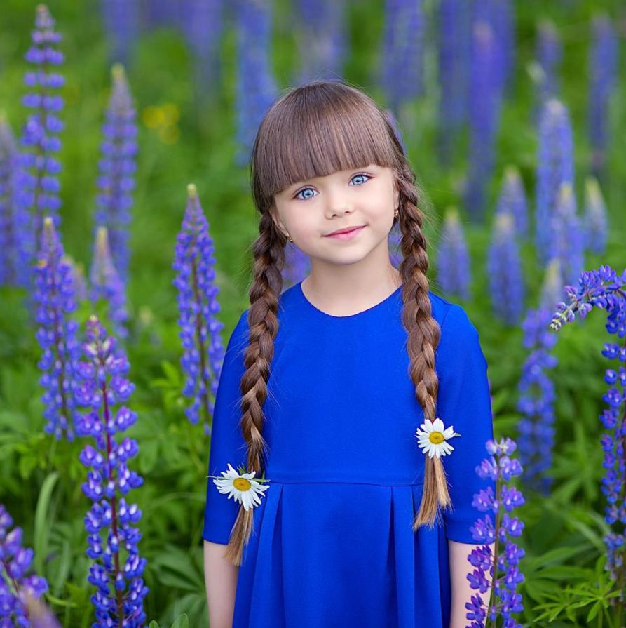 instagram kanak rusia anastasia tercantik di dunia